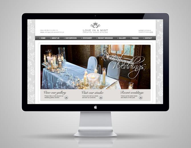 Sheffield website design