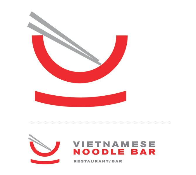 Logo design Sheffield – Noodle Bar
