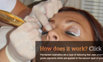 Semi permanent makeup website